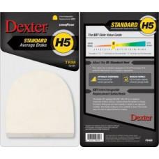 Dexter H5 Heel (Standard Rubber)