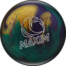 Ebonite Maxim - Emerald Glitz
