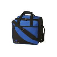 Ebonite Basic Blauw/Zwart 1-ball Tas