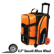 Brunswick Flash C Double Roller Orange
