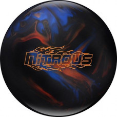 Columbia300 Nitrous - Black/Blue/Bronze