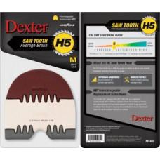 Dexter H5 Saw Tooth Heel