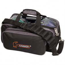 Hammer Premium Double Tote Black/Carbon