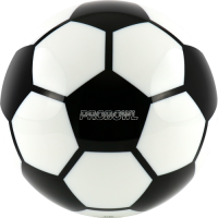 Pro Bowl - Soccer Ball Black/White