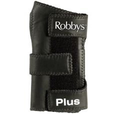 Robby's Leather Plus Black