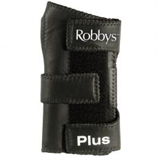 Robby's Leather Plus Black