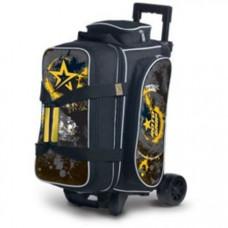Roto Grip 2-Ball Roller Yellow/Black