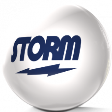 Storm Clear White-Navy