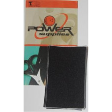 Turbo Fit Tape 325-1 Inch Black Pak